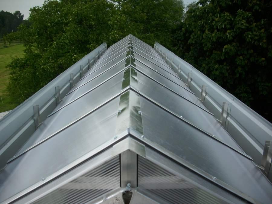 świetliki dachowe