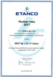 Partner ETANCO